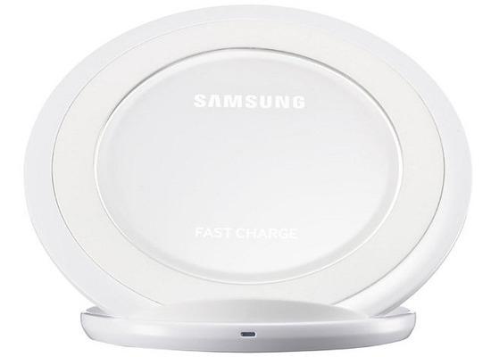 Samsung induktive Ladestation mit Schnellladefunktion, white