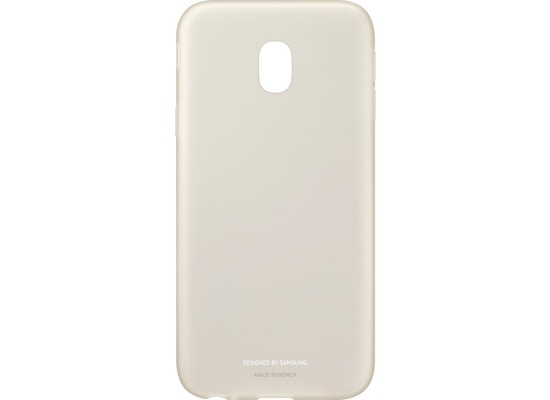 Samsung Jelly Cover Galaxy J3 (2017) - gold