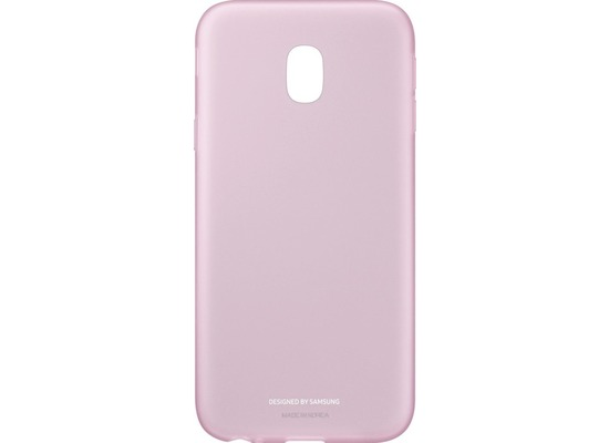 Samsung Jelly Cover Galaxy J3 (2017) - pink