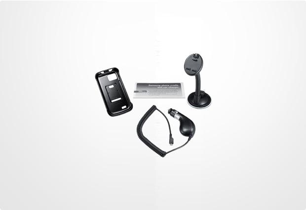 Samsung Kfz-Halterungssatz f�r i8000 Omnia II