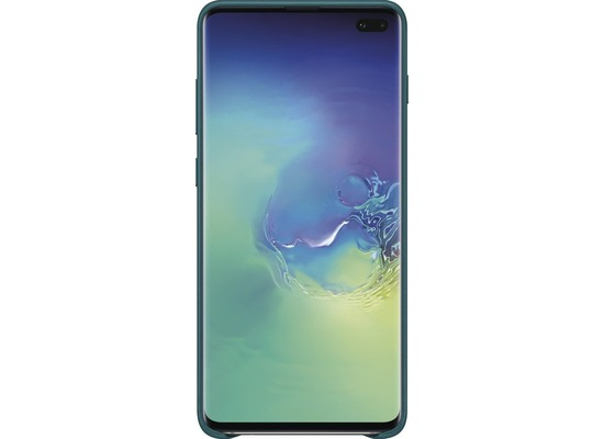 Samsung Leather Cover Galaxy S10+, green