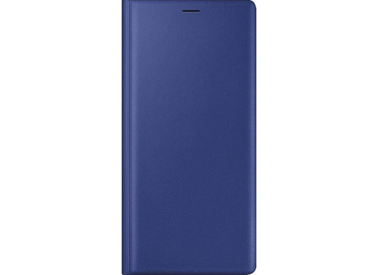 Samsung Leather Wallet Cover Galaxy Note9, blue