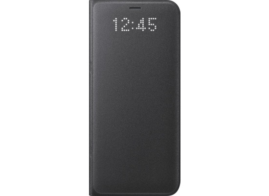 Samsung LED View Cover / Book Case - G950F Galaxy S8 - Schwarz