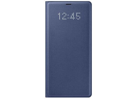 Samsung LED View Cover EF-NN950 für Galaxy Note 8, Dunkelblau