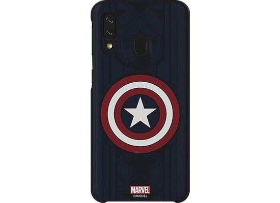 Samsung Marvel Cover \'\'Captain America\'\' Galaxy A40