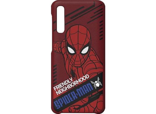 Samsung Marvel Cover \'\'Spider-Man dynamisch\'\' Galaxy A50, red