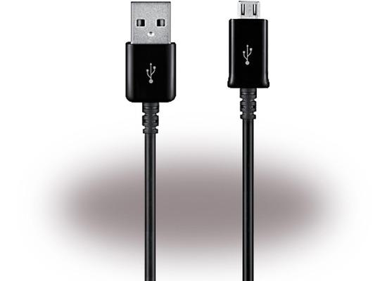 Samsung Micro USB Datenkabel - 1m - Schwarz
