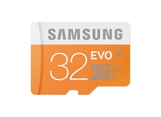 Samsung MicroSD EVO 32GB Class10 48MB/s
