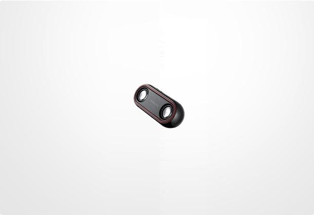 Samsung Musiklautsprecher SP-100, schwarz