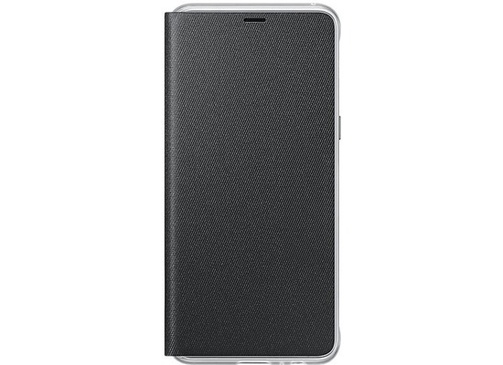 Samsung Neon Flip Cover, Galaxy A8, Black