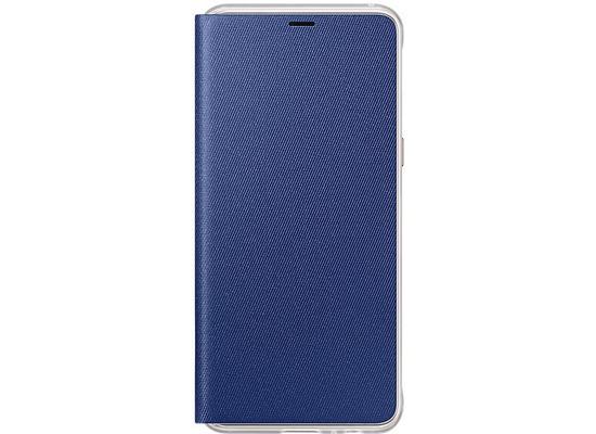 Samsung Neon Flip Cover, Galaxy A8, Blue