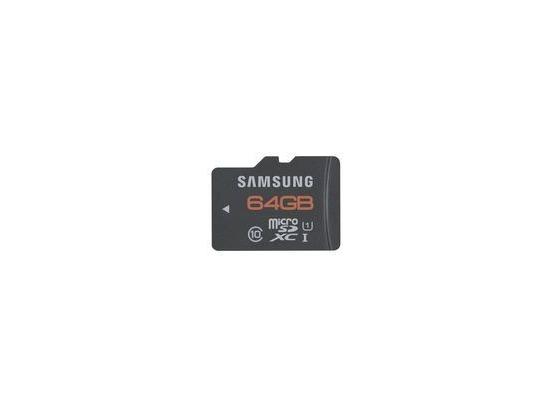 Samsung Plus microSDXC Card 64GB UHS-I Class10