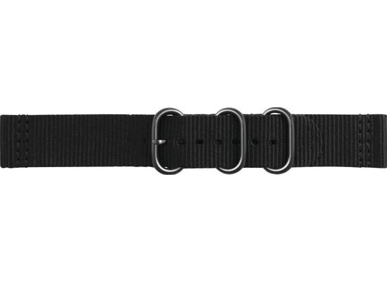 Samsung Premium Nato Armband Strap Studio, 20mm Gear Sport/Galaxy Watch, black