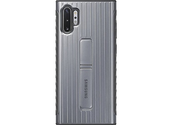 Samsung Protective Standing Cover SM-N975F / Galaxy Note10+, silver