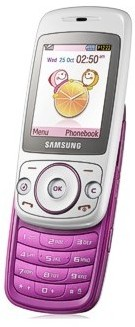 Samsung S3030 Kinderhandy sweet pink