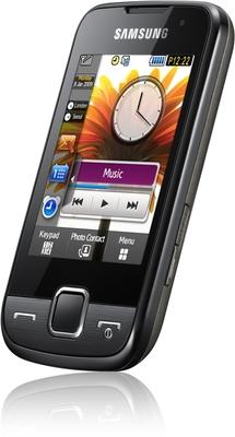 Samsung S5600 absolut-black
