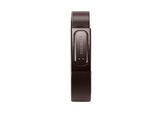 Samsung S Band EI-HA10 (Medium Size) Fitnessarmband, braun