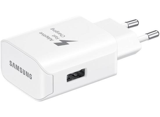 Samsung Schnellladegerät, USB-C, 25W, Fast-Charge 12V - 2.1A, weiß