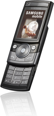 Samsung SGH-G600 schwarz