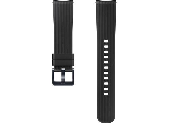 Samsung Silicone Armband (20 mm), Galaxy Watch, black
