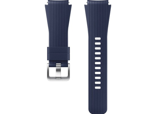 Samsung Silicone Armband (22 mm), Galaxy Watch, blue