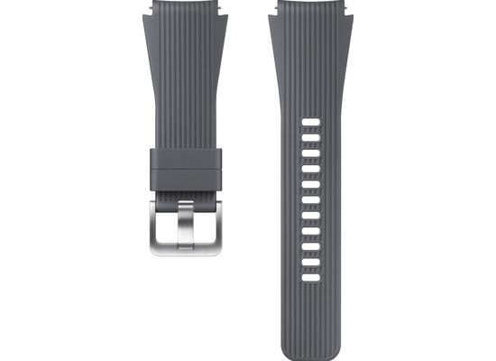 Samsung Silicone Armband (22 mm), Galaxy Watch, gray