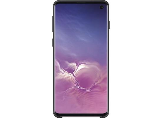 Samsung Silicone Cover Galaxy S10, black