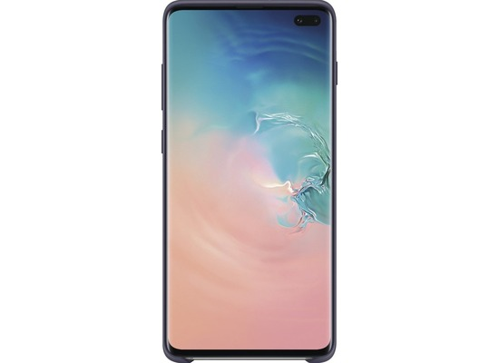 Samsung Silicone Cover Galaxy S10+, navy