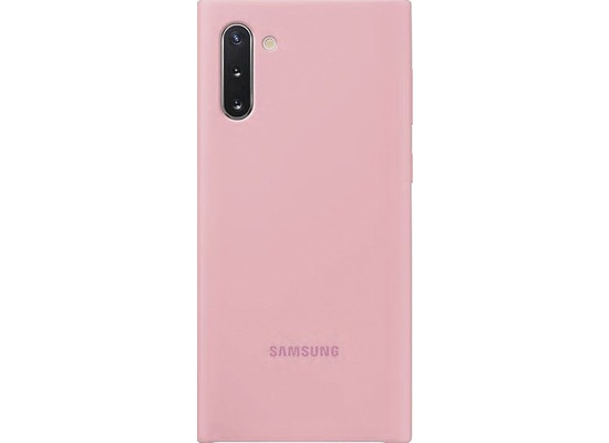 Samsung Silicone Cover SM-N970F / Galaxy Note10, pink