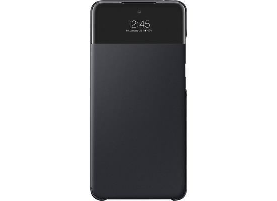 Samsung Smart S View Wallet EF-EA525 für Galaxy A52, Black
