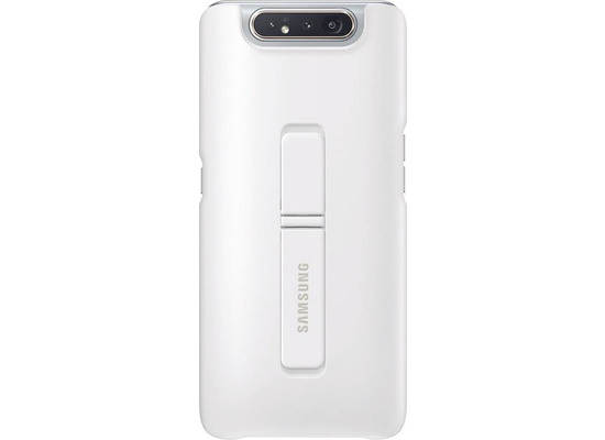 Samsung Standing Cover Galaxy A80, white