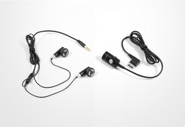 Samsung Stereo Headset 2-teilig (S20), schwarz