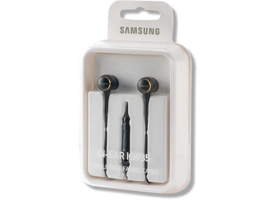Samsung Stereo Headset In-Ear-Fit EO-IG935, schwarz