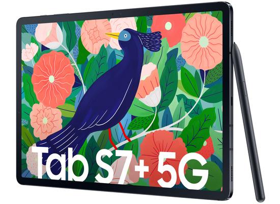Samsung T976B Galaxy Tab S7+ 256 GB 5G (Mystic Black)