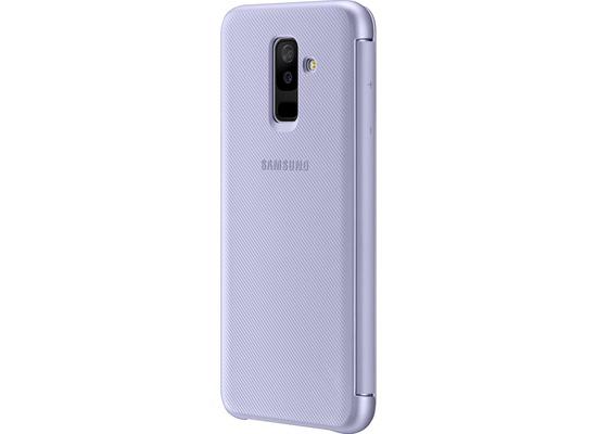 Samsung Wallet Cover, Galaxy A6+, Lavendel