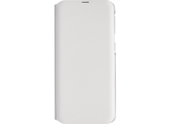 Samsung Wallet Cover Galaxy A40, white