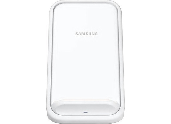 Samsung Wireless Charger Stand induktiv EP-N5200, inkl. Ladekabel, white