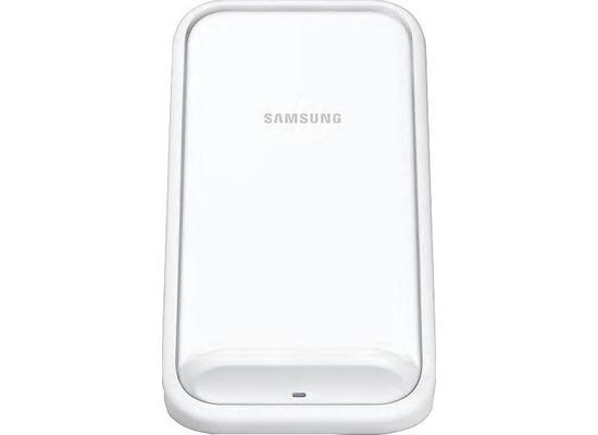 Samsung Wireless Charger Stand induktiv EP-N5200, inkl. Ladekabel, white