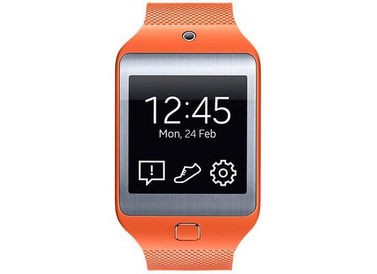 Samsung Gear 2 Neo SM-R381, Orange