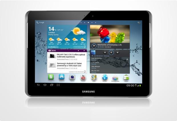Samsung GalaxyTab2 10.1 UMTS