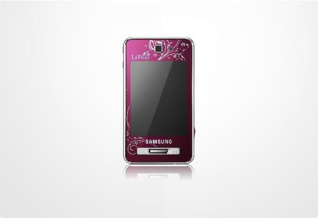 Большое фото модели телефона Samsung SGH-F480 La Fleur, Каталог популярных