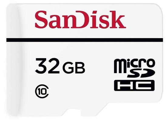 Sandisk microSDHC 32GB High Endurance Class 10