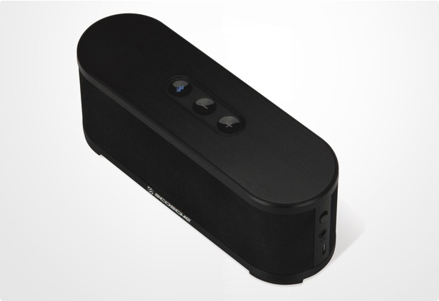 Scosche boomSTREAM Bluetooth Lausprecher