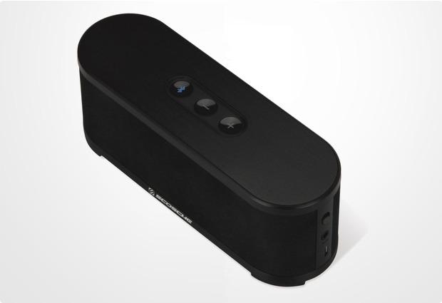 Scosche boomSTREAM Bluetooth Lausprecher