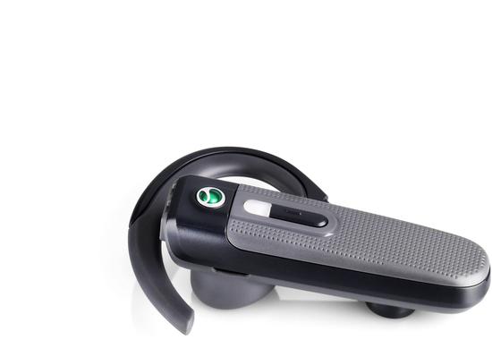 Sony Ericsson Bluetooth-Headset HBH-PV703 grau