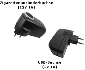 seecode spannungswandler 230 volt auf 12 volt usb port. Black Bedroom Furniture Sets. Home Design Ideas