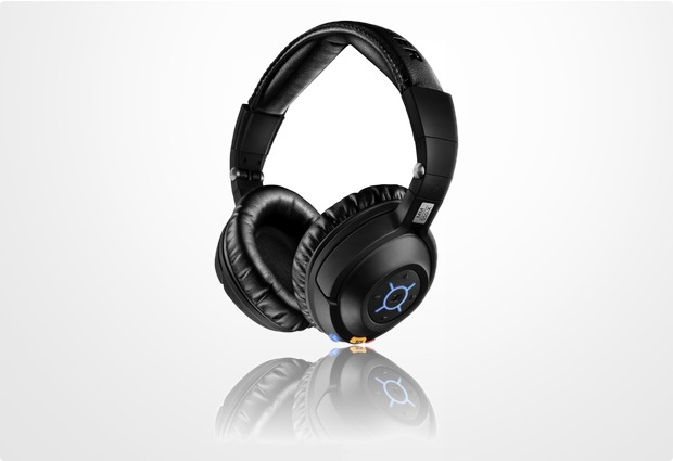 Sennheiser Bluetooth Stereo Headset MM 550-X Travel, schwarz