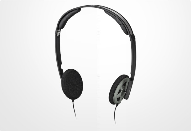 Sennheiser MM 60 Mini-Stereo Headset 3,5 mm Klinke für iPhone