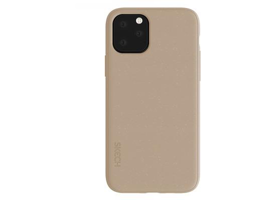 Skech BioCase, Apple iPhone 11 Pro Max, sand (braun), SKIP-P19-BIO-SND