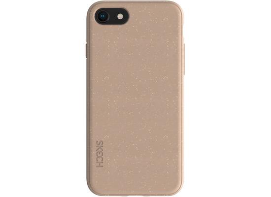 Skech BioCase, Apple iPhone SE (2020)/8/7, sand (braun), SK28-BIO-SND